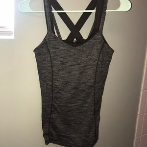 lululemon athletica Tops - lululemon strappy tank top